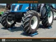 LKW Waage Traktor