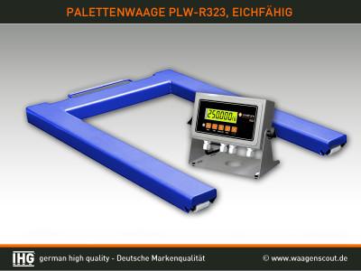 Palettenwaage PLW-R323