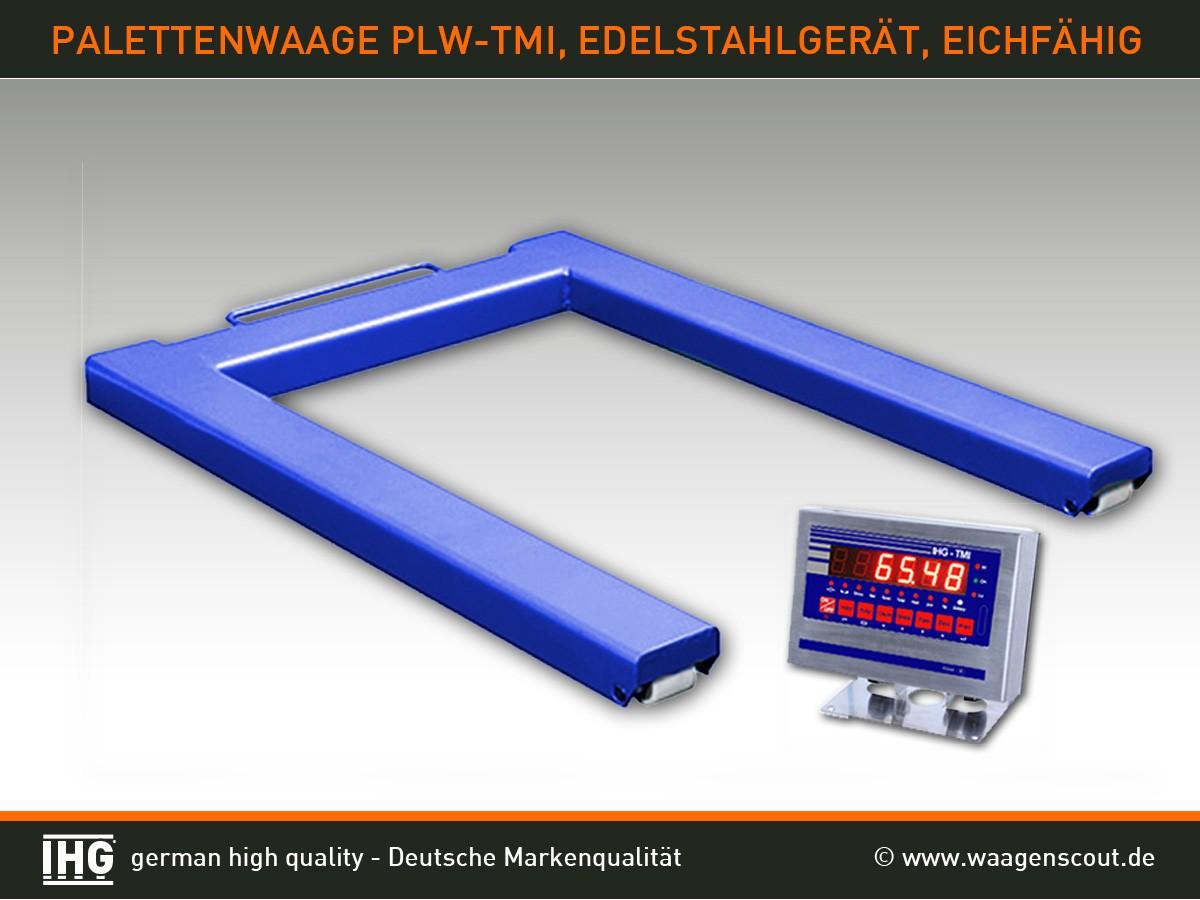 Palettenwaage PLW-TMI