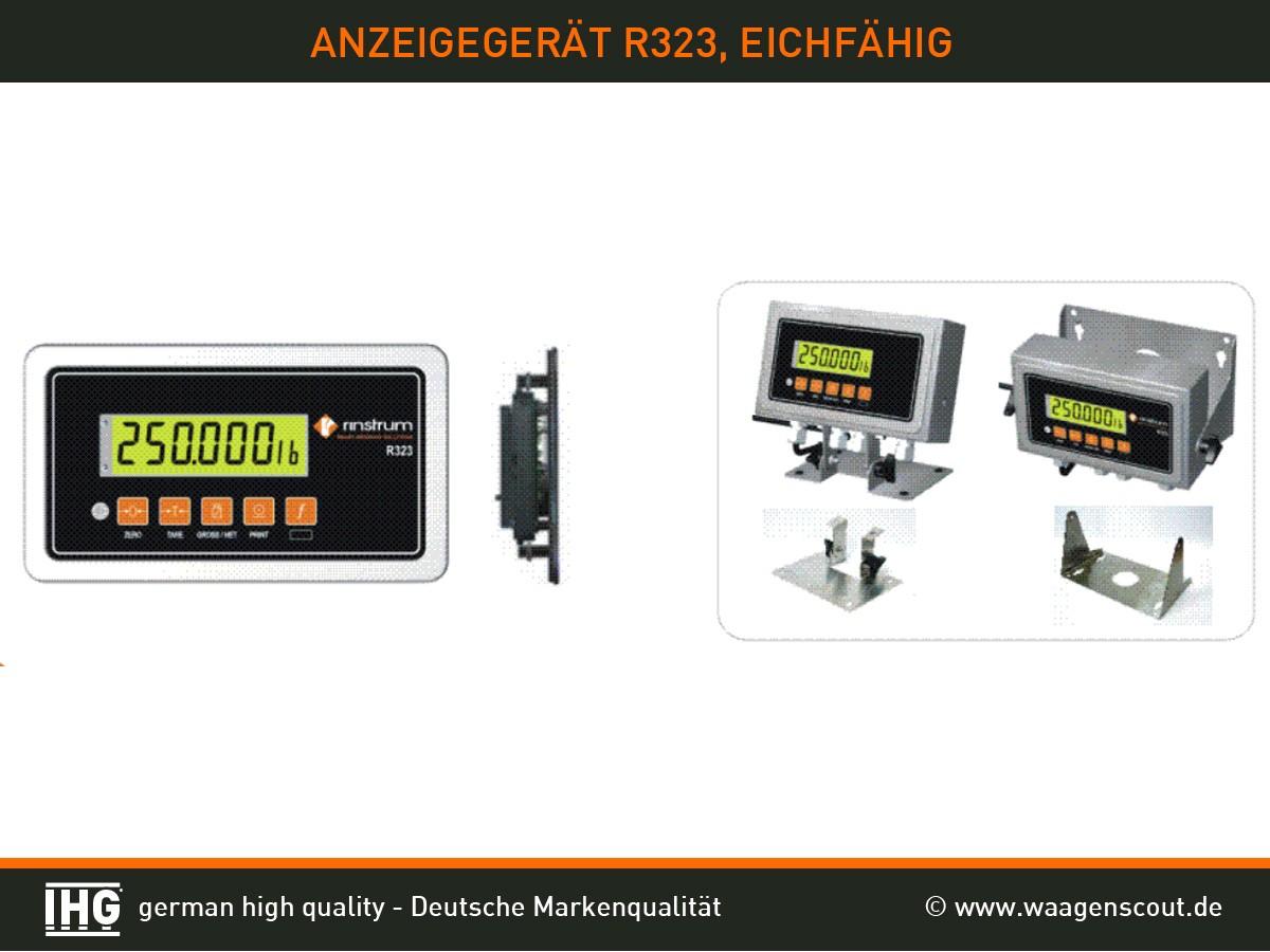 Industriewaage PFW-R323