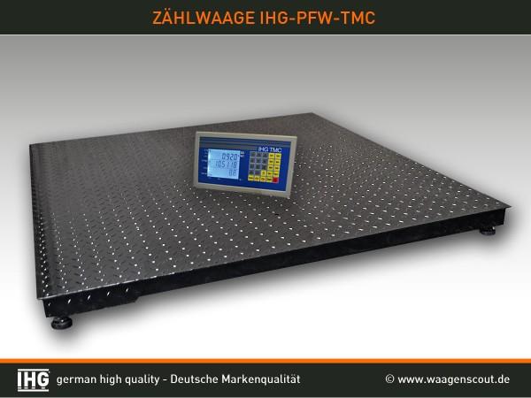 Zählwaage IHG-PFW-TMC