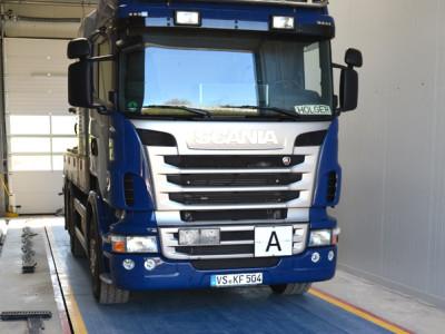 Fahrzeugwaagen | LKW Waagen